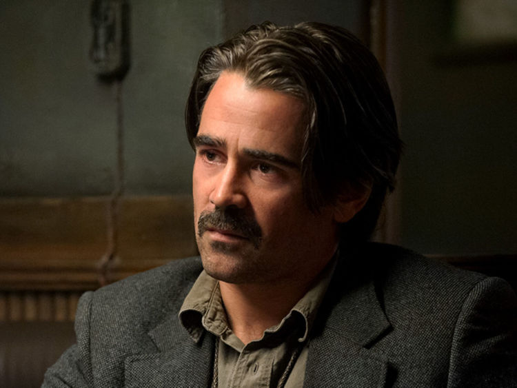 Colin Farrell played detective Ray Velcoro in the second season