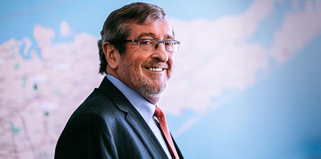 Northwell Health CEO Michael Dowling (photo by Jennifer Romonyske)